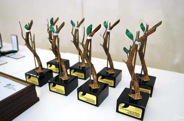 Грант: Премия Правительства Москвы вобласти охраны окружающей среды