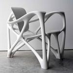 «Костяное» кресло