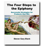 Gary Blank, Four Steps to Epiphany