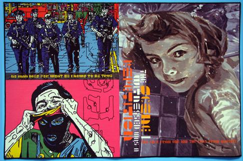 Совместный проект Loulou, Kiki Picasso иН...