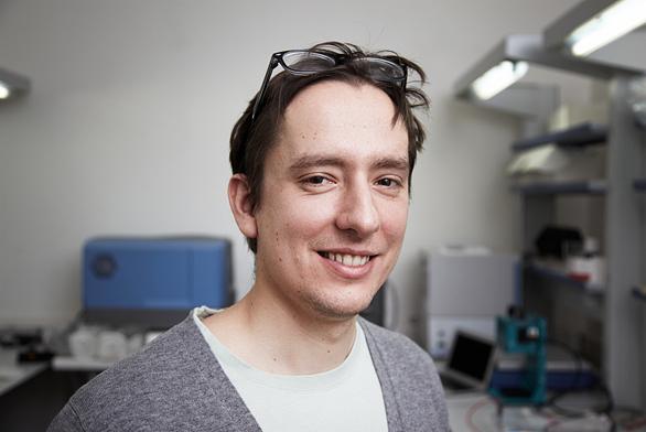 Молодые ученые: *биоинформатик Антон Теслюк*