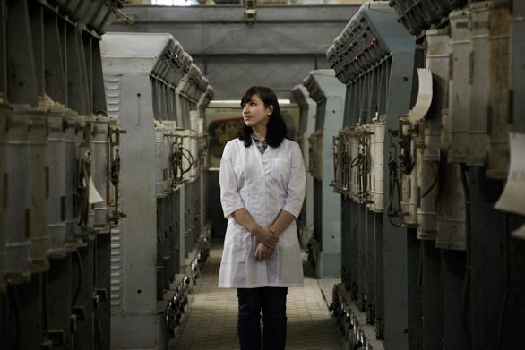 Молодые ученые: *металловед Татьяна Пшеченкова*