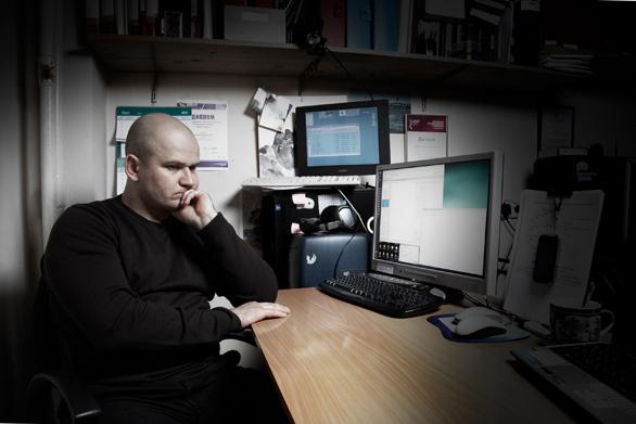 Молодые ученые: *хемоинформатик Александр Дмитриев*