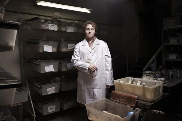 Молодые ученые: *нейрофизиолог Антон Малышев*