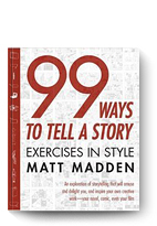 Matt Madden, 99 Ways to Tell a Story