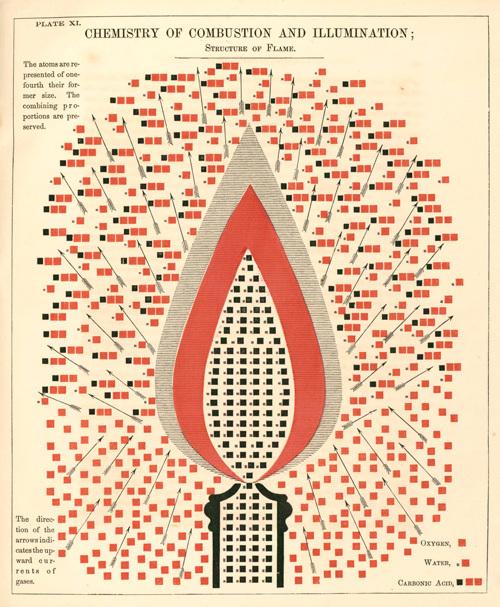 Эдвард Ливингстон Юманс, иллюстрация изхи...
