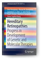 Pete Humphries, Hereditary retinopathies