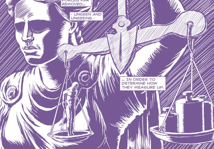 Ученый Ник Соусанис: *«Комиксы – естественный способ формулировать наши мысли»*