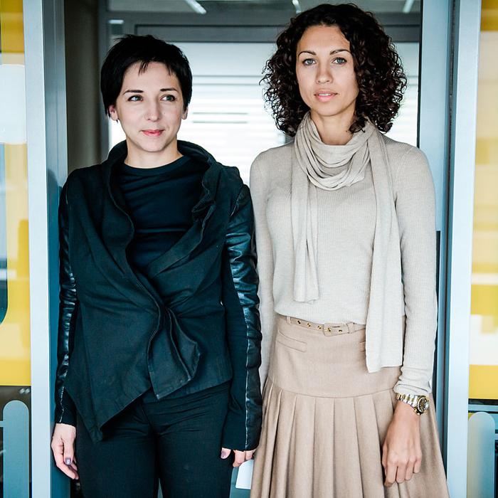 Руководители центра DOC Софья Гудкова и Катя Гордеева: *«Документальное кино — это единственный способ получить достоверную информацию о мире»*