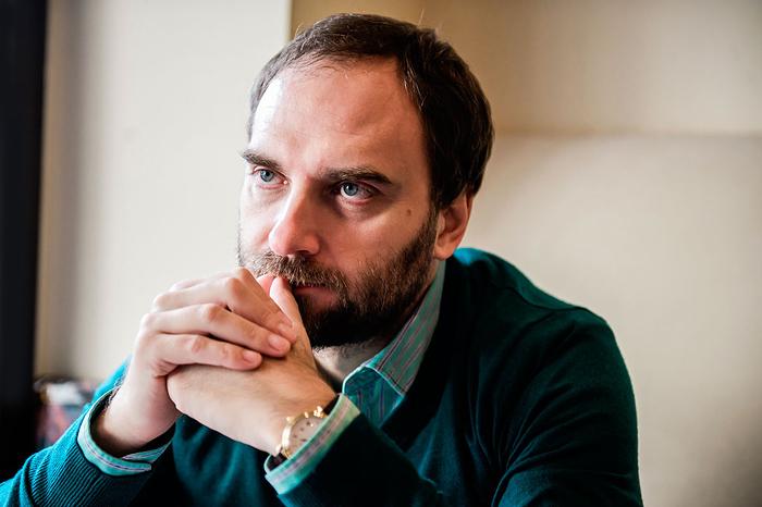 Главный редактор философского журнала «Логос» Валерий Анашвили: *«Мы просим авторов писать максимально ясно и доходчиво»*