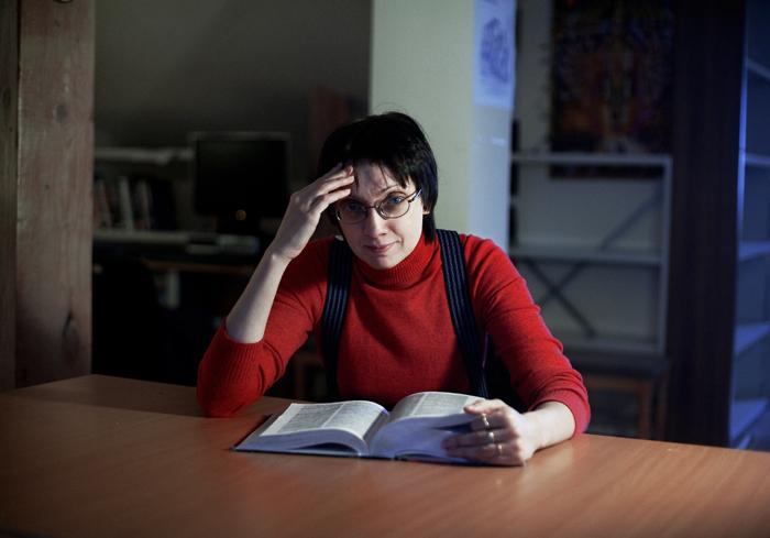 Создатель лектория «Контекст» Оксана Жиронкина: *«Нужно, чтобы ученые и бизнесмены научились находить общий язык»*