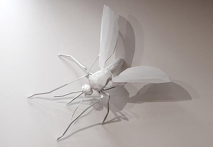 Новые научные открытия: *искуственная кожа, изгои и древнейший комар*