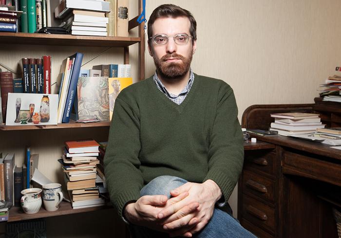 Историк Андрей Исэров о книгах старообрядцев, американской революции и путешествиях