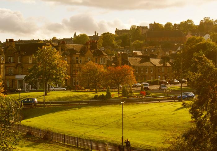 Письмо №103, из Университета Сэнт-Эндрюс в Шотландии