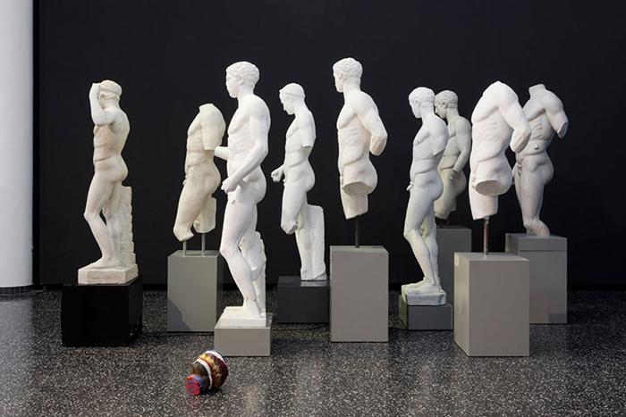 Галерея утраченного искусства: *где хранятся стертые, украденные и утонувшие произведения*