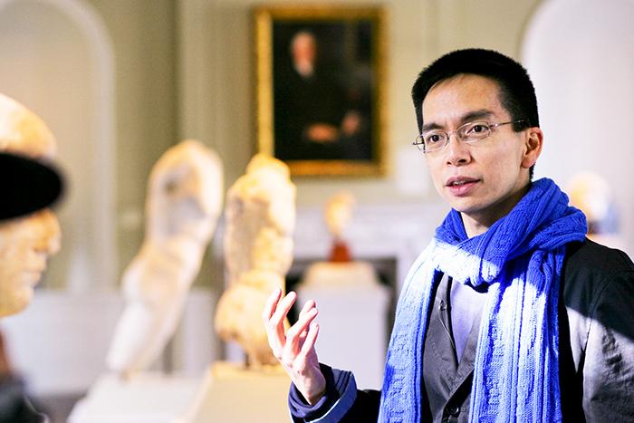 Джон Маэда: *«Задача творческого лидера —легитимизировать новые формы искусства»*