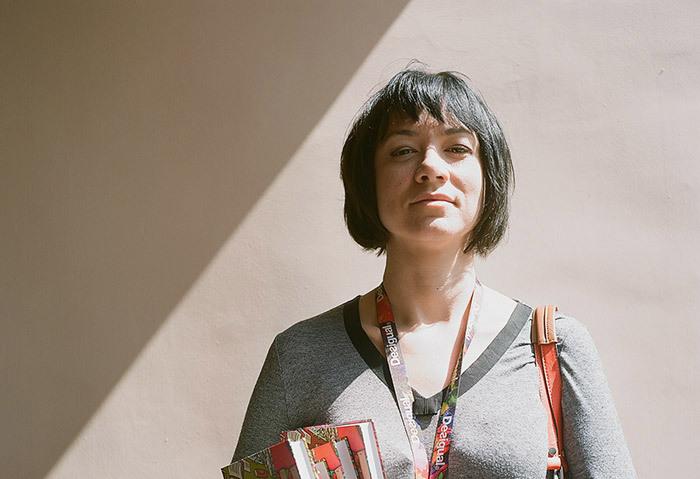 Яна Франк: *«Между художником-суперзвездой и «никем» существует очень много возможностей»*