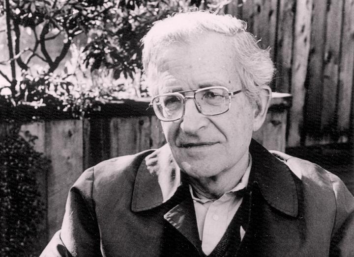 Список Хомского: *8 книг, которые должен прочесть каждый*