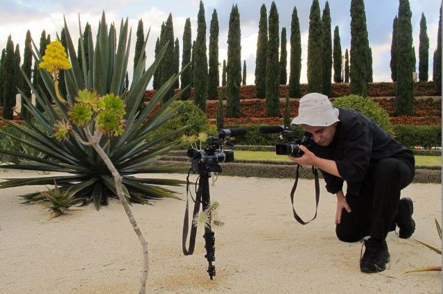 кадр изфильма «Садовник»
