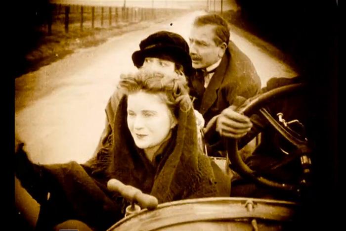 «Путешествие сквозьневозможное» Жоржа Мел...