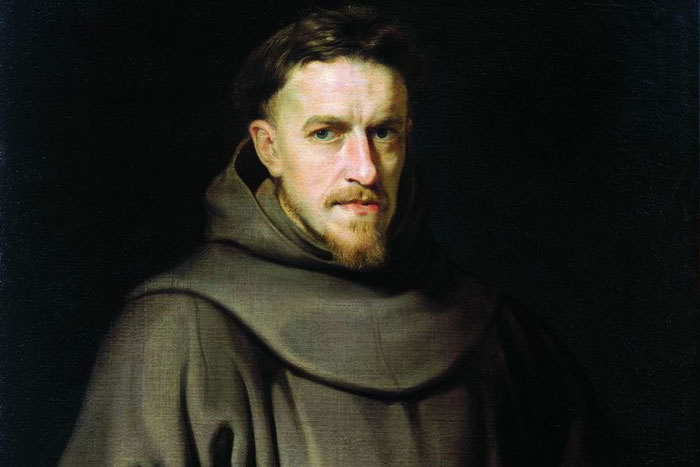 Питер Пауль Рубенс. Францисканский монах. 1616&...