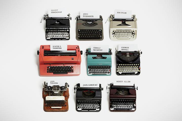 Писательский инструментарий: *что использовали в работе Хемингуэй, Кинг и Керуак*