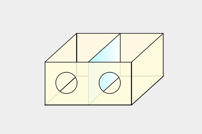 Зеркальный куб