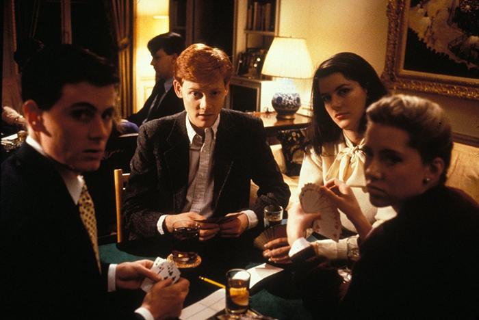кадр изфильма «Золотая молодежь»