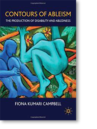 Fiona Campbell, Contours of Ableism