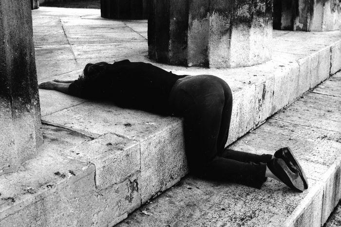 Тело как политический эксцесс: Кети Чухров о Вали Экспорт