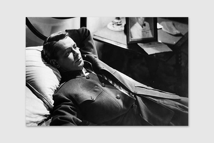 Кадр изэкранизации «Великого Гэтсби» 1949...
