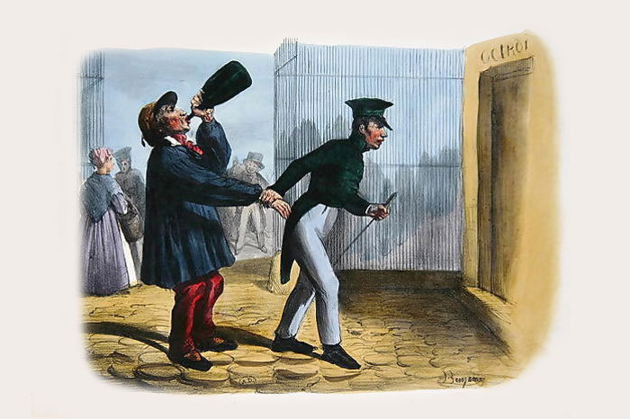 Лекция за 5 минут: *как развлекался Париж в первой половине XIX века*