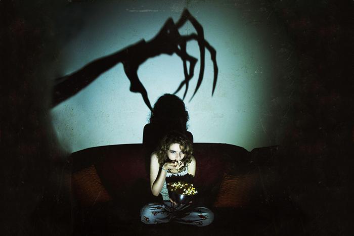 Скрытое безумие: *почему мы обожаем фильмы ужасов?*