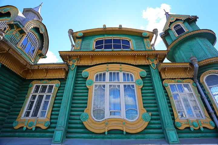 Особняк Шорина © sergeybond.livejournal.com