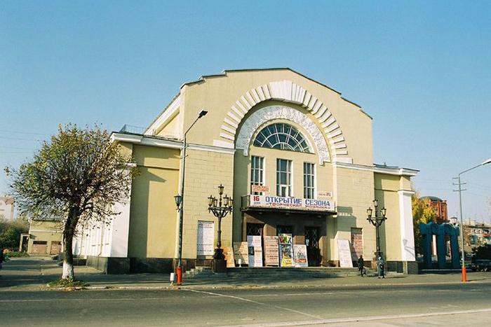 Дворец культуры имени 1100-летия Мурома © uka.i...