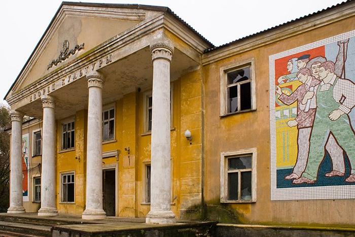 Дворец культуры вРостове © kerrangjke.liv...