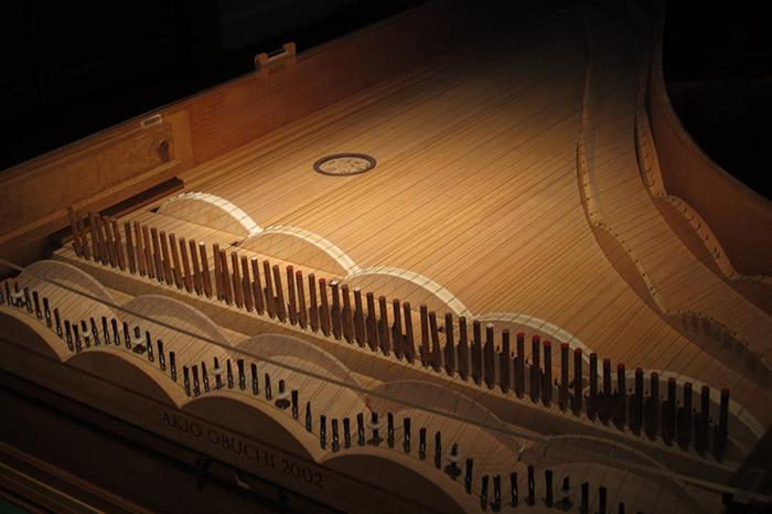 Быстрое чтение: *спустя 500 лет воссоздан музыкальный инструмент Леонардо да Винчи*