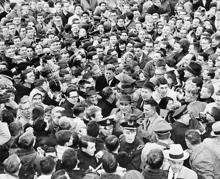 Анатомия убийства: смерть Джона Кеннеди как политический детектив
