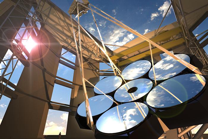 Мегапроекты человечества: *Гигантский Магелланов телескоп и всевидящее око*