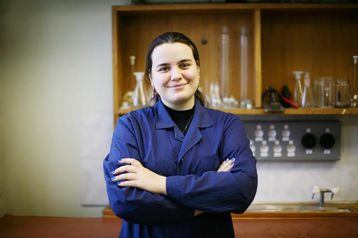 Молодые ученые: *физик Александра Пыряева о сборке лазеров и детском любопытстве*