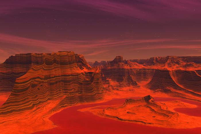 Мегапроекты человечества: *колонизация Марса как реалити-шоу, новый дом и шанс выжить*
