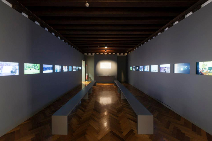 Андрей Монастырский, «Corridor of Collective Ac...