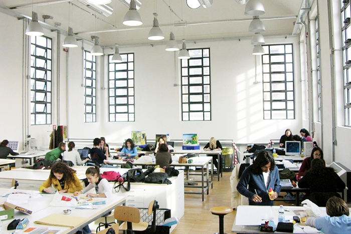Миланский институт NABA: *междисциплинарное образование для художников и кураторов*