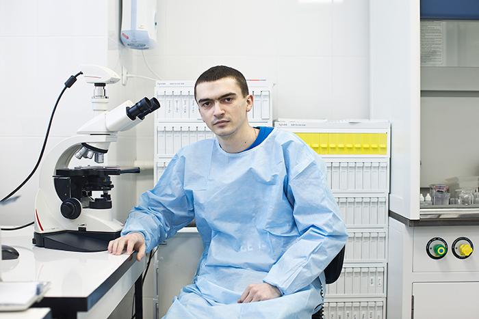 Молодые ученые: *биолог Федор Ширшиков*