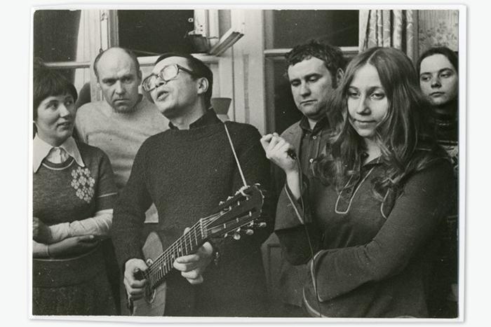 Домашний концерт Юлия Кима