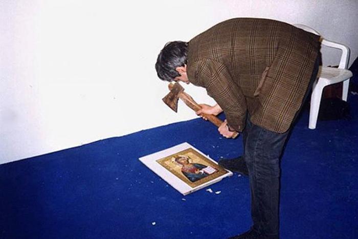 Авдей Тер-Оганьян, «Юный безбожник», 1998