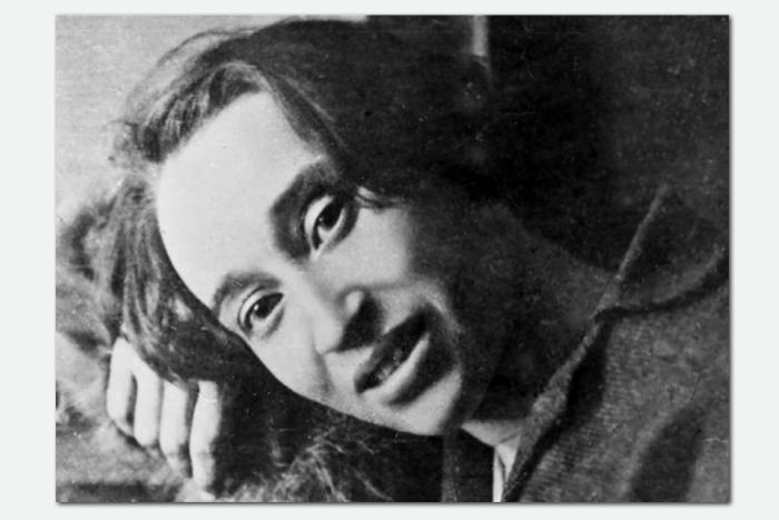 Надежда Мандельштам. Москва, 1923