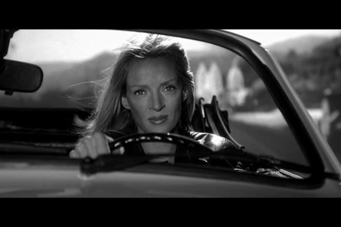 кадр изфильма «Убить Билла»