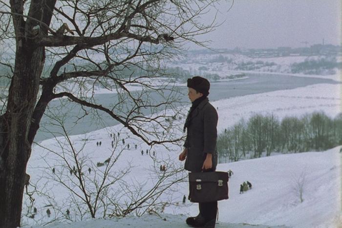 кадр изфильма «Зеркало»