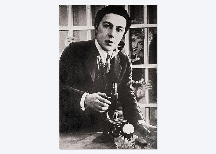 Андре Бретон, «Автоматическое письмо»